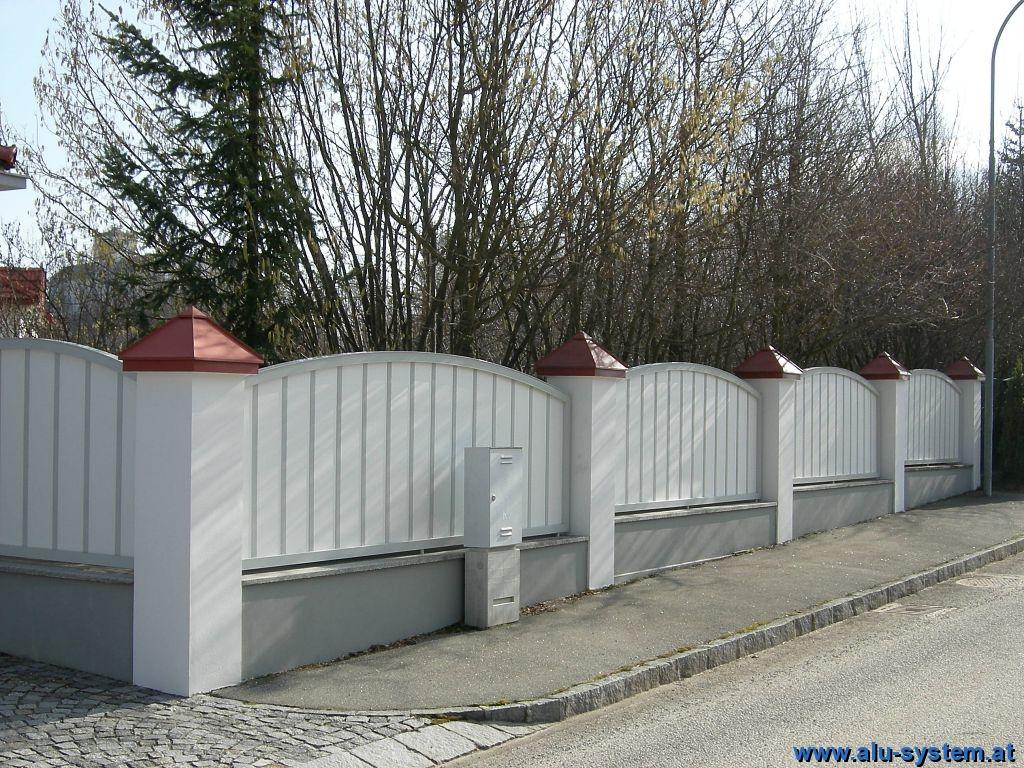 Gartenzaun Blickdicht Metall – nmmrc.info