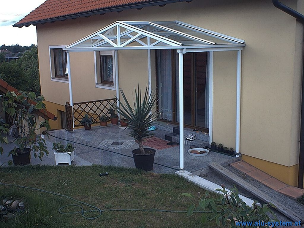 terrassen berdachungen alu system metallbau e u. Black Bedroom Furniture Sets. Home Design Ideas